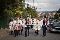 Michalské hody ve Starém Městě se konaly o posledním zářijovém víkendu.