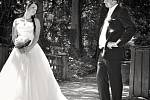 Soutěžní svatební pár číslo 136 - Silvie a Vilém Remešovi, Hluk