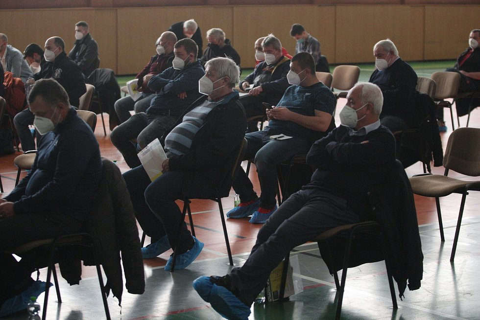 Fotbalový funkcionáři z okresu Uherského Hradiště si na úterní valné hromadě volili předsedu i nový výkonný výbor.