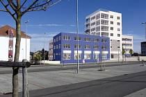 Chátrající areál se silem nahradí tři supermoderní budovy Vědeckotechnologického parku