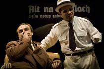 Ve Slováckém divadle připravují premiéru inscenace 39 stupňů.
