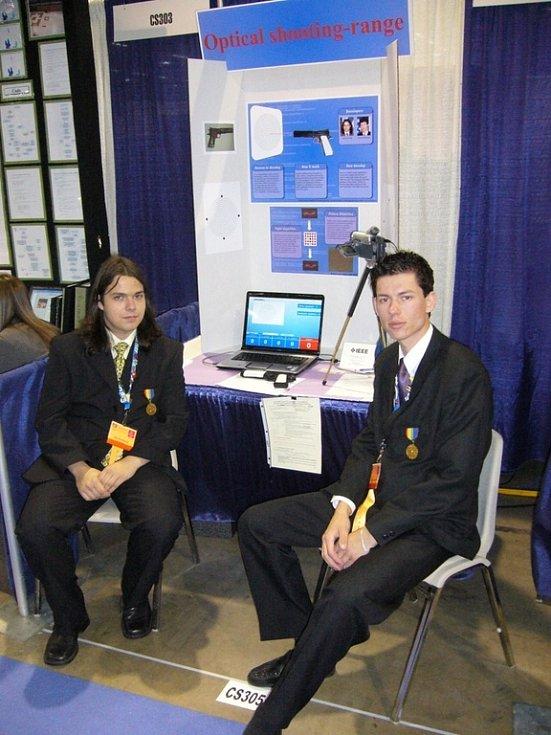 Mladí technici dostali možnost předvést své programy v USA.