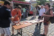 V Uherském Hradišti v sobotu 13. června pokračoval ekologický festival Týká se to také tebe.