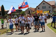 Přes celou republiku se museli o druhém červencovém víkendu vypravit zOstrožské Lhoty na 38. ročník srazu Lhot a Lehot.