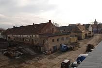 Kunovický Panský dvůr se po opravách, které začnou ještě letos, stanec centrem města.