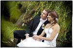 Soutěžní svatební pár číslo 162 - Renata a David Pidrmanovi, Přerov.
