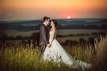 Soutěžní svatební pár číslo 177 - Tereza a Tomáš Markovi, Nivnice