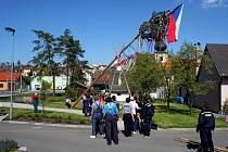 V Tupesích si v sobotu připomenuli 71 let od skončení II. světové války.