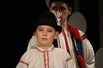 V Kulturním zařízení Pálenice v Kunovicích byl představen společně s doprovodným programem kunovský král.
