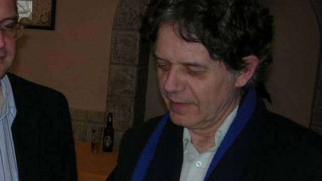 politolog Alexander Tomský