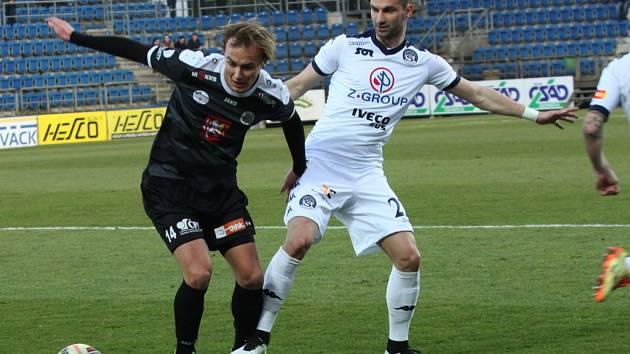 Zleva Pavel Dvořák a Tomáš Košút.