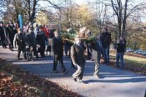 Jubilejní, desátá Svatohubertská pouť na Hostýn.
