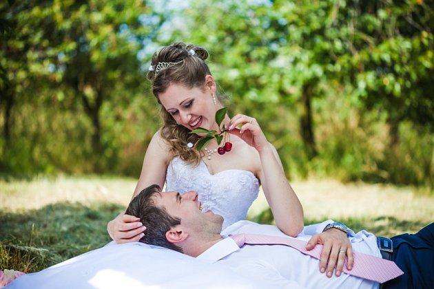 Soutěžní svatební pár číslo 150 - Helena a Jan Ďurďovi, Hranice