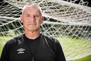 Trenér Ořechova Jaroslav Hastík dříve působil jako generální manažer fotbalového Synotu.