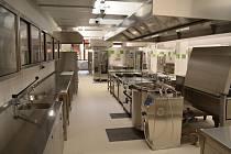 Kuchyně uherskobrodského Gymnázia J. A. Komenského prošla zásadní proměnou za více než 23 milionů korun.