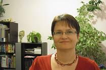 Programová ředitelka Centra Veronica Hana Machů.