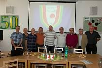V Dolním Němčí oslavoval místní veleúspěšný klub stolního tenisu 50. výročí od svého založení.