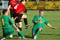 V derby mezi Nedakonicemi a Zlechovem byli nakonec úspěšnější hosté, kteří ve druhém poločase otočili nepříznivý stav z 0:2 na 4:2.