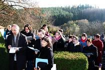 Před mnoha staletími zněl ve Velehradem zpěv mnichů. O víkendu frekventantů kurzu gregoriánského chorálu.
