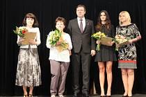 Město Uherské Hradiště ve čtvrtek 14. dubna ocenilo své nejlepší učitele.