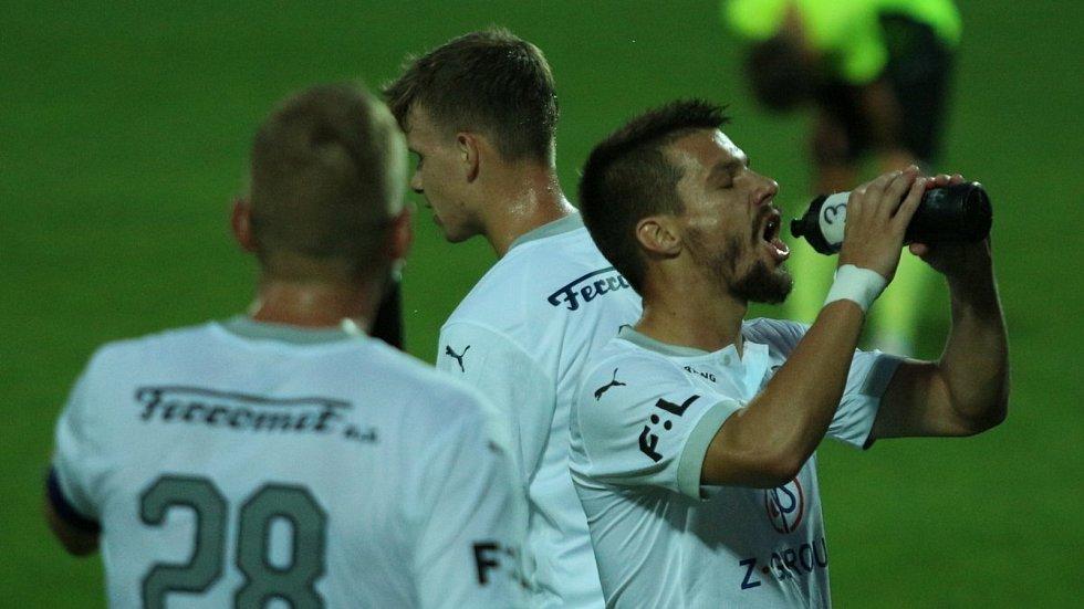 Fotbalisté Slovácka
