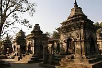 Pasupatinah, hlavní chrámový komplex pro hinduisty