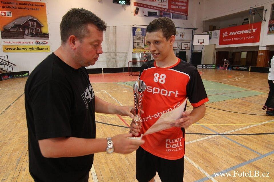 Florbalový turnaj mužů Slovácký pohár 2019