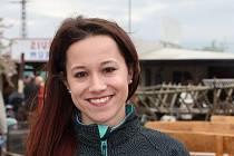 Andrea Kuchařová patří mezi organizační tým Slováckého dvora.