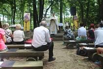 Poutní mše k poctě sv. Gorazda