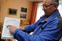 Jaroslavu Navrátilovi a dalším čtyřem organizátorům petice se nakonec podařilo sehnat víc než tisíc podpisů.