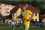 Dominik Jahoda nyní hraje divizi za Strání.