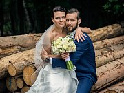 Soutěžní svatební pár číslo 69 - Petra a Jakub Krejčí, Zlín
