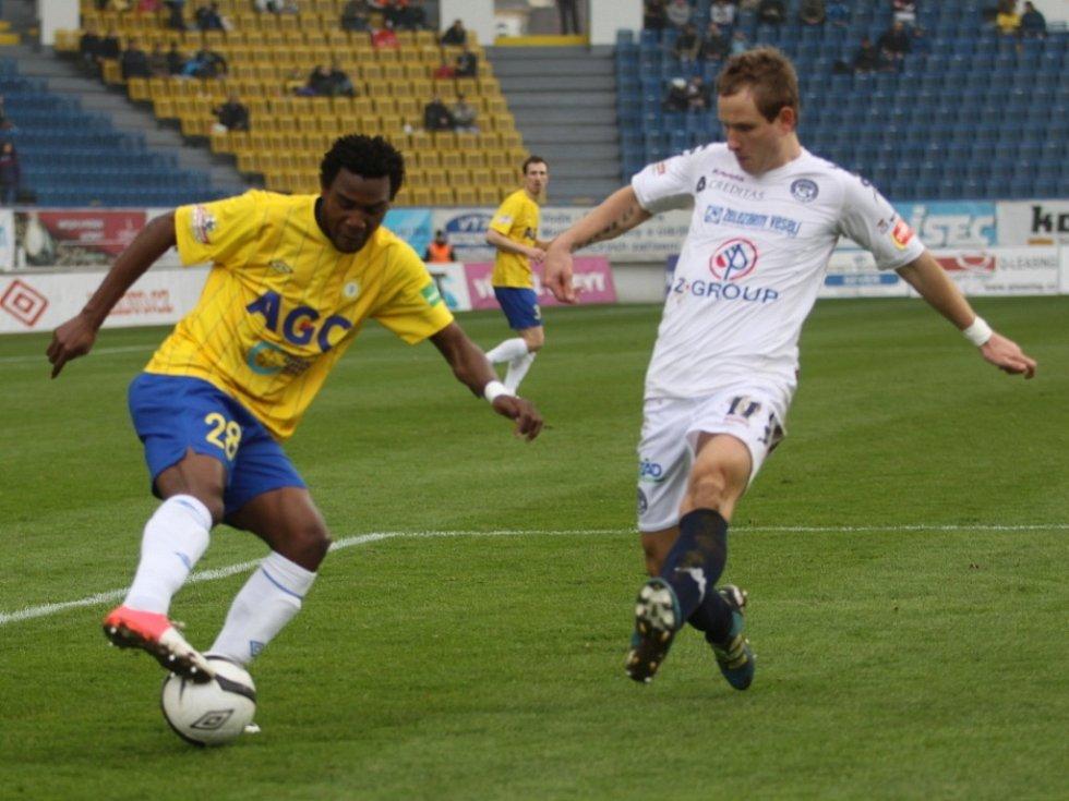 FK Teplice - 1. FC Slovácko 0:4 (0:2).