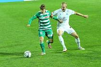 Fotbalisté Slovácka naposledy doma remizovali s Bohemians 1905 1:1.