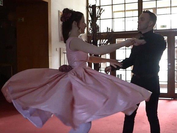 Divadelní ples. Ilustrační foto.