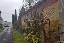 Kunovice usilují o koupi rodinného domu č.p. 1141, který stojí vedle křižovatky města s obchvatem.
