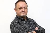 Šéfredaktor Slováckého deníku Pavel Bohun