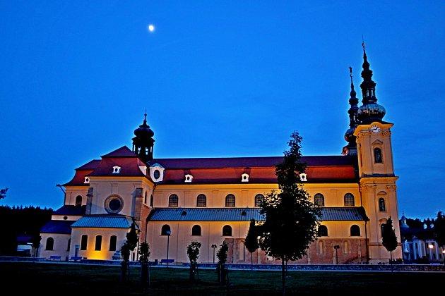 KOSTEL VNOCI. Už posedmé se zapojí velehradská bazilika do celostátní akce Noc kostelů.