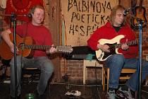 Luboš Pospíšil (vlevo) a Bohumil Zatloukal.