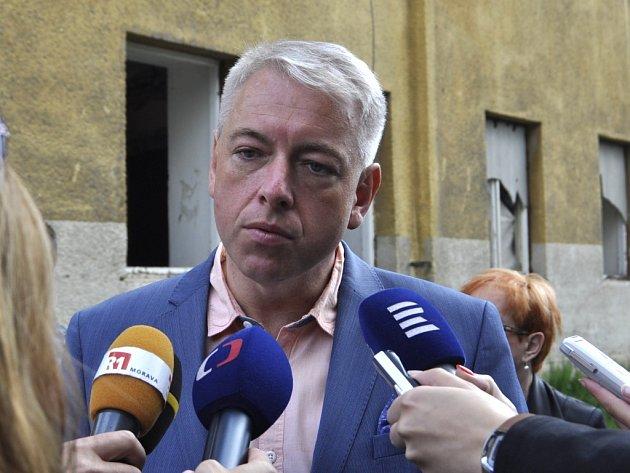 Ministr Milan Chovanec. Ilustrační foto.