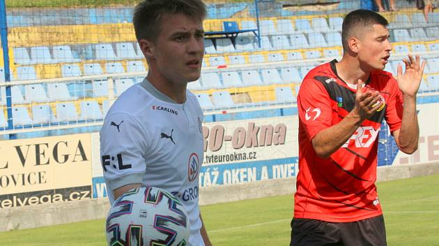 Talentovaný záložník Martin Kudela je nováčkem vkádru Slovácka.