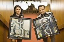 Ve znamení udělování cen Slovácký Oskar a Největší z Pierotů za rok 2019 se nesl sobotní večer ve Slováckém divadle v Uherském Hradišti. Ceny Největší z pierotů 2019 převzali Tomáš Šulaj a Pavlína Hejcmanová.