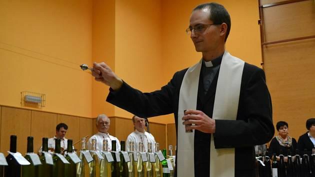 V Polešovicích žehnají víno od roku 2005.