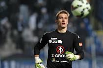 Milan Heča z FC Slovácko.