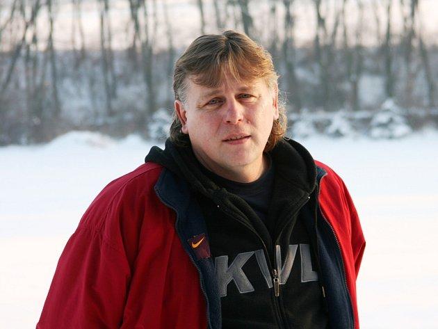 Trenérské žezlo v Ostrožské Lhotě patří od začátku roku Vratislavu Chaloupkovi.