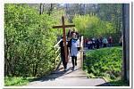 Křížová cesta na Velehradě