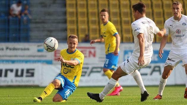Teplice v lize padly se Slováckem 0:2