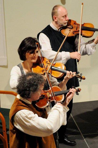 Musica Bohemica odstartovala v hradišťské Redutě kulturní rok 2010.