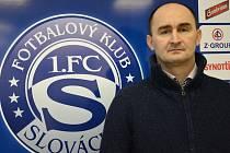 Ředitel 1.FC Slovácko Petr Pojezný.