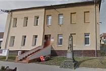 Obecní úřad ve Slavkově.